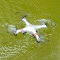GPtoys H2o Impermeable Mini Drone 2.4 GHz 4CH RC Helicóptero 3D Eversión Quadcopter 6-Axis Gyro Headless Modo de Control Remoto