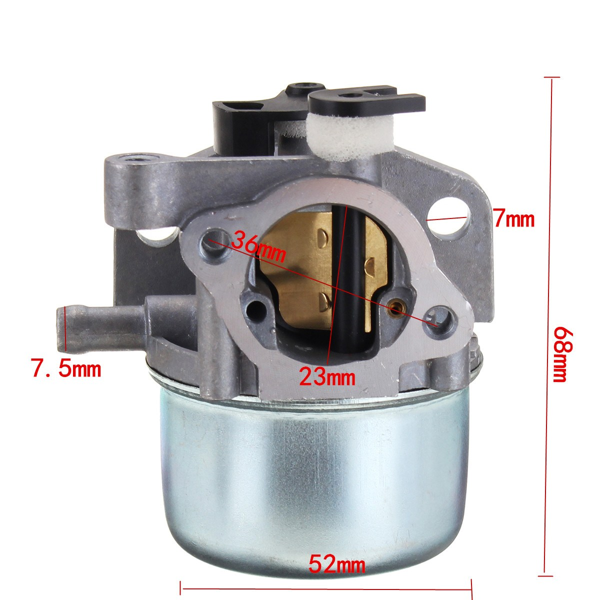 US $8 49 15% OFF|22inch Carburetor Carb For Briggs & Stratton Toro  Craftsman 7 5HP 190cc Engine New-in Carburetors from Automobiles &  Motorcycles on