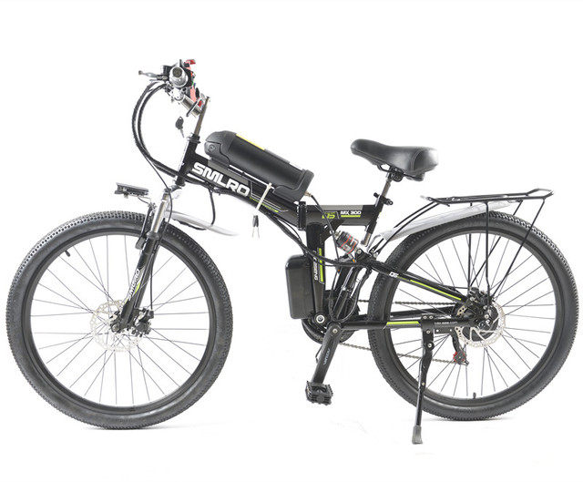 Aliexpress Com Buy 26 Inch Electric Bicycle 48v 10 8ah Lithium