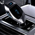 Bluetooth Car Kit MP3 Player Wireless FM Transmitter Radio Adapter Car Charger Handsfree Phone Speaker Support TF U Disk