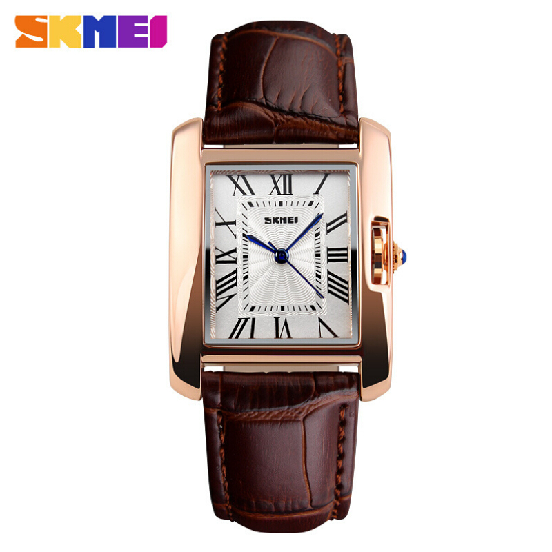 2016 Skmei Brand Elegant Retro font b Watches b font Women Fashion Luxury Quartz font b