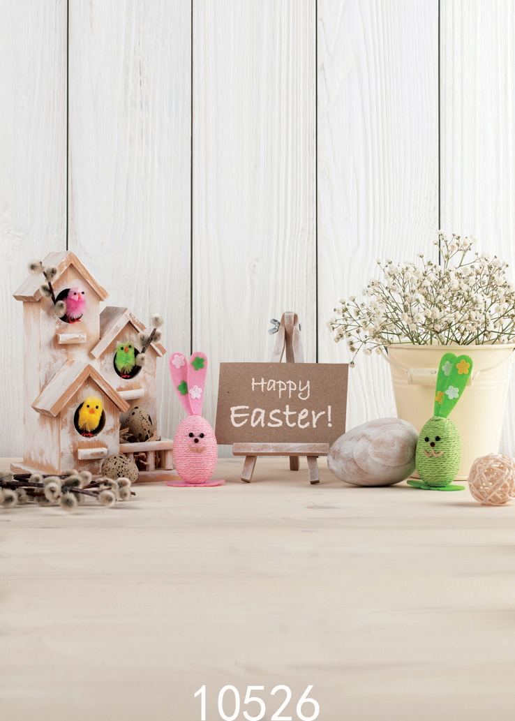 SHENGYONGBAO Vinyl Custom Photography Backdrops Prop Easter day Theme Digital Photo Studio Background 10526 custom spring easter day flowers photography background for children photo studio vinyl digital printing cloth backdrops s 461
