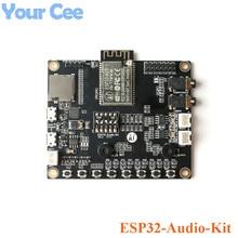 ESP32 Audio Kit ESP32 Audio Development Board WiFi Bluetooth Module Low Power Dual core with ESP32 A1S 8M PSRAM Serial to WiFi