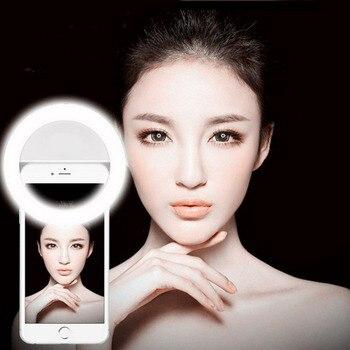 Lampa do selfie LED uniwersalna instagram