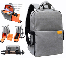 Мешки dslr камеры видео фото цифровая камера рюкзаки водонепроницаемый моды школы путешествия ноутбук сумка для dslr sony canon nikon l5