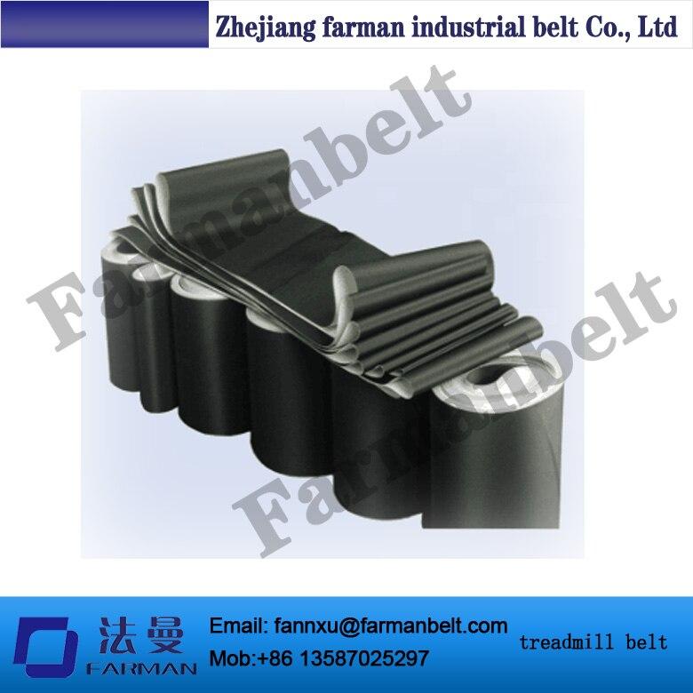 Running Belts For Treadmill Conveyor Belts PVC For Treadmill grass pattern rough surface green pvc skid conveyor belts