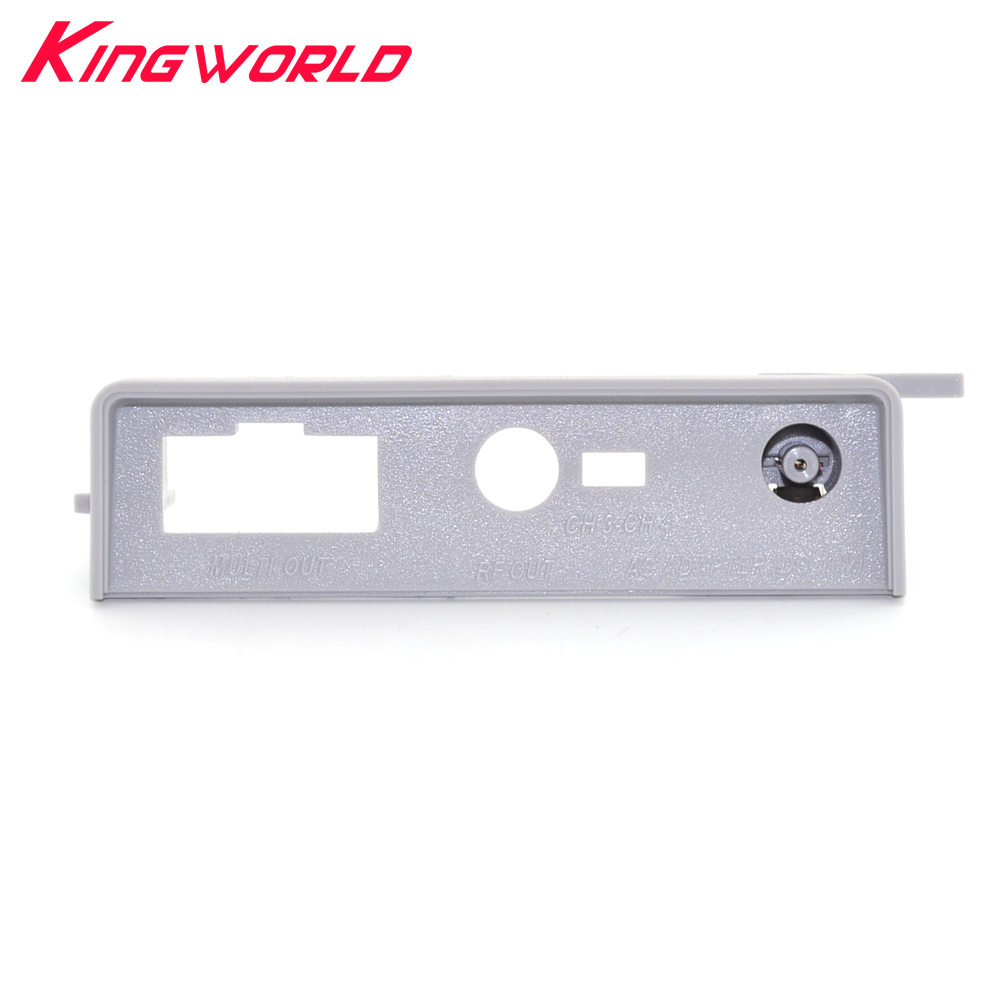 High Quality Power Port Input DC Jack Replacement Panel For Super Nintendo For SNES Console
