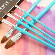 Bgln short rod wolf water chalk 6 sets of oil painting acrylic paint pen pen out sketch art supplies