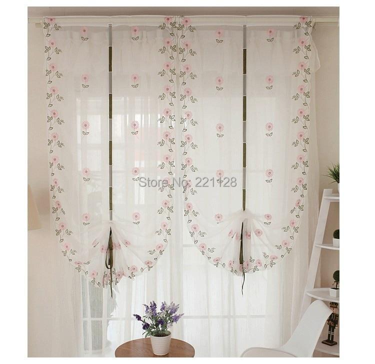 accueil d co broderie romain rideau voilage rideaux pour salle de bains cuisine balcon stores. Black Bedroom Furniture Sets. Home Design Ideas