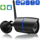 1080P 960P 720P Wifi IP Camera Wireless P2P Surveillance CCTV Bullet Outdoor Camera With SD Card Slot Security Video