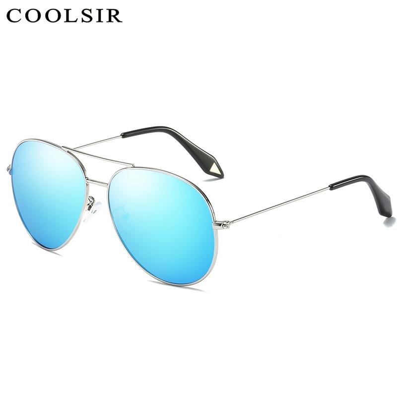 Nieuwe gepolariseerde zonnebril vrouwelijke mannelijke Classic - Kledingaccessoires