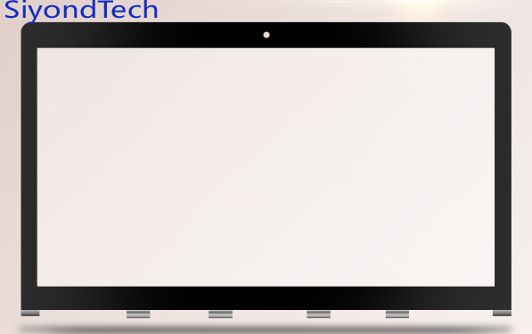 New Original LCD Front Glass Panel For 27inch IMac A1312 MC510 MC813 MC814 MB952 Year 2011 20pcs dhl free shipping original new a1311 front lcd screen glass for apple imac 21 5