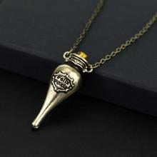 Harry Potter Felix Felicis Pendant Necklaces