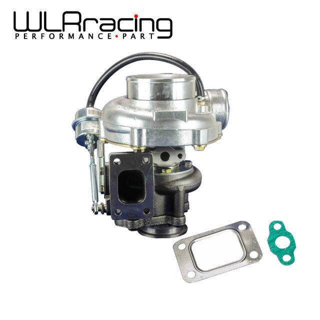 WLR RACING GT3076R INTERNAL WASTEGATE TURBO CHARGER A R 70 50 cold 86 hot t25 28