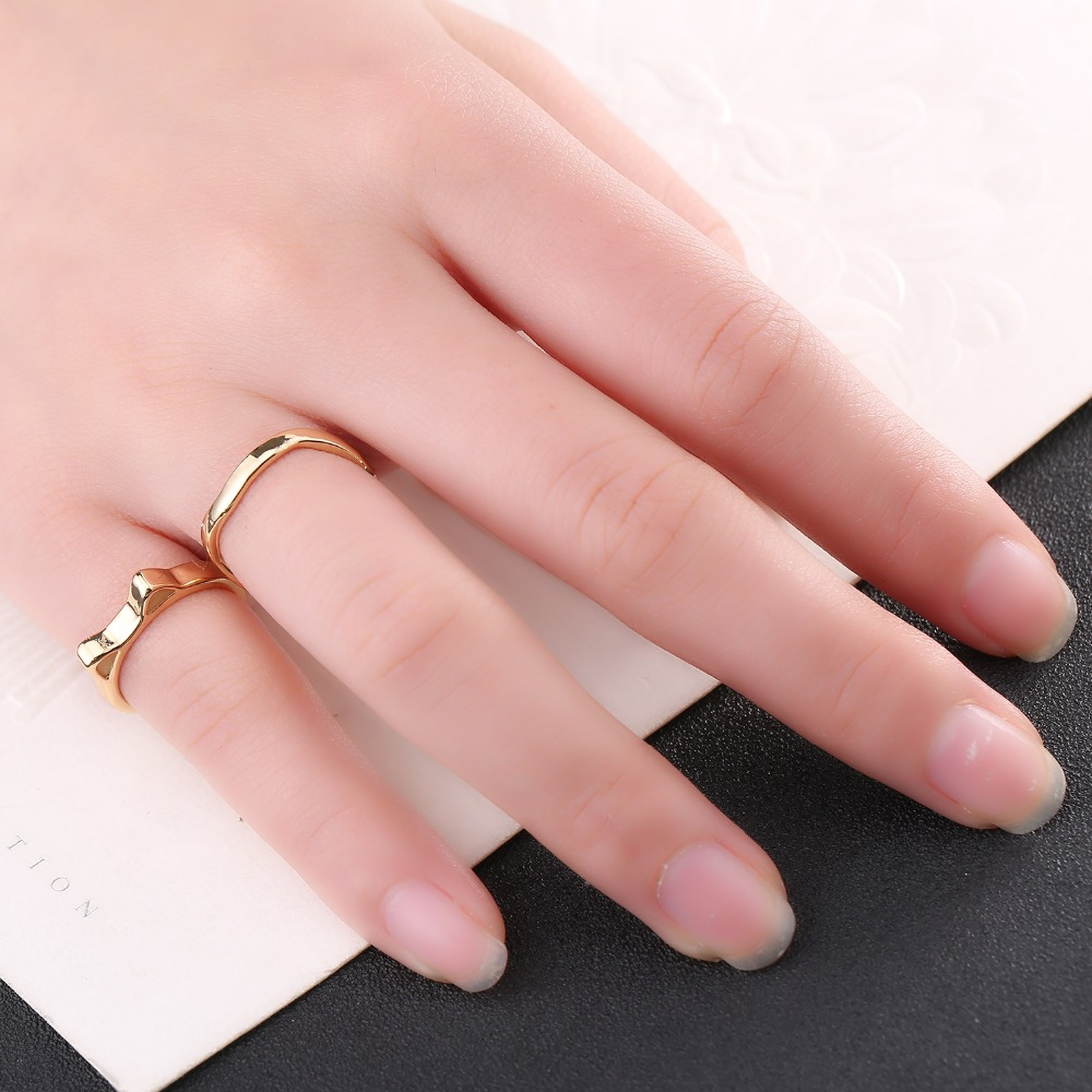 Vintage Jewelry Luminous Cat Ear Rings for Men Gold Ring Glow In The ...