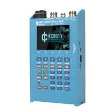 KC901V 6.8GHz Vector Network Analyzer Antenna Line Tester Standing Wave Table Spectrum Field Strength Signal Source 9k-7G