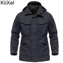 M65 UK US Männer Herbst Flugpilot Mantel Armee Kleidung Casual Taktische Hoodie Militärischen Bereich Jacke Windjacke Wasserdichte Jacken