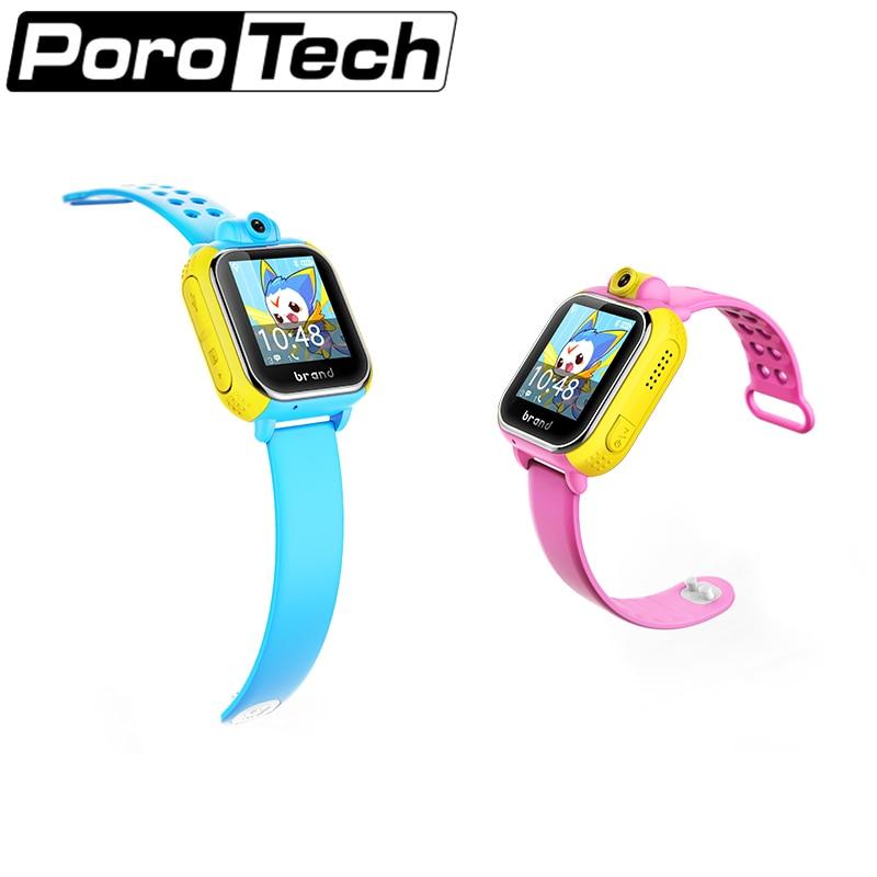 JM13 10PCs GPS Smart Kid Safe smart Watch Fashion blue and pink for Child Anti Lost Monitor Baby Son Wristwatch smart baby watch q60s детские часы с gps голубые