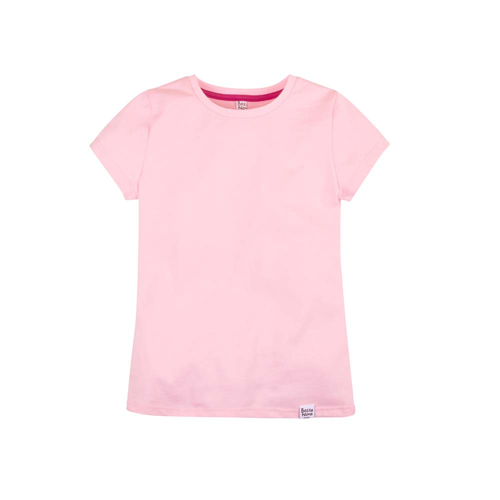 T-Shirts BOSSA NOVA for girls 251k-161r Top Kids T shirt Baby clothing Tops Children clothes t shirts frutto rosso for girls and boys sm117k021 top kids t shirt baby clothing tops children clothes