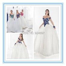 Latest design Stunning girls party dress embroided tulle Latest design Prom dress vestido de noche(YASA-822)