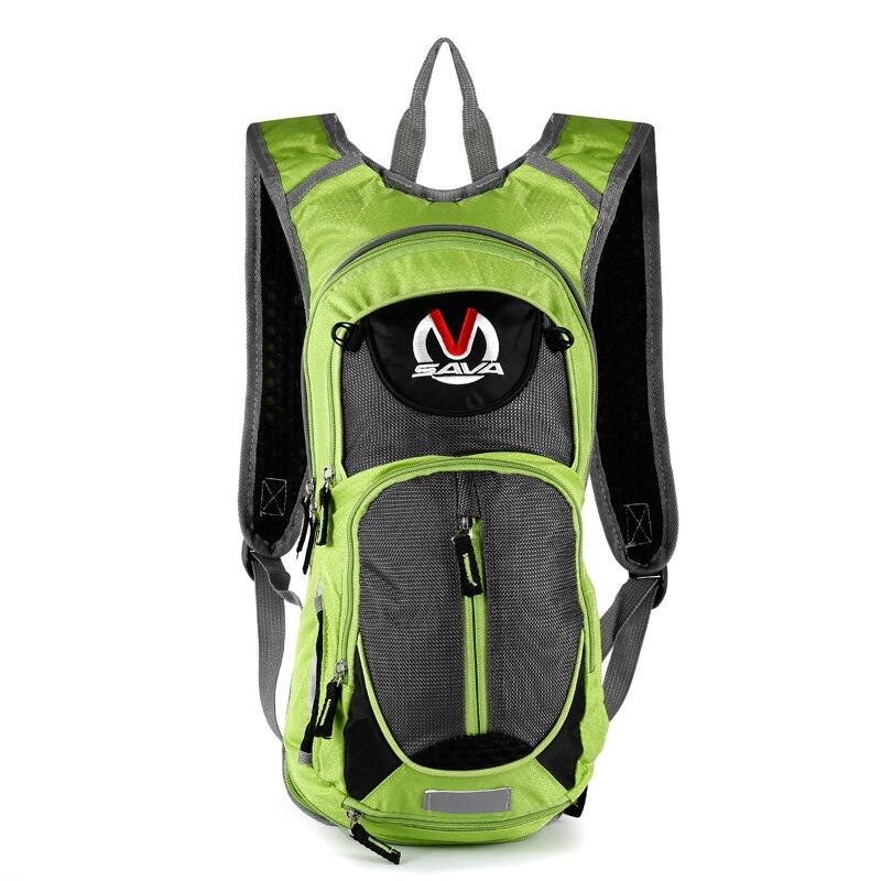Savadeck Water Resistant Cycling Backpack Cycle Bike Shoulder Hydration Bladder Bag Biking Rucksack With Safety