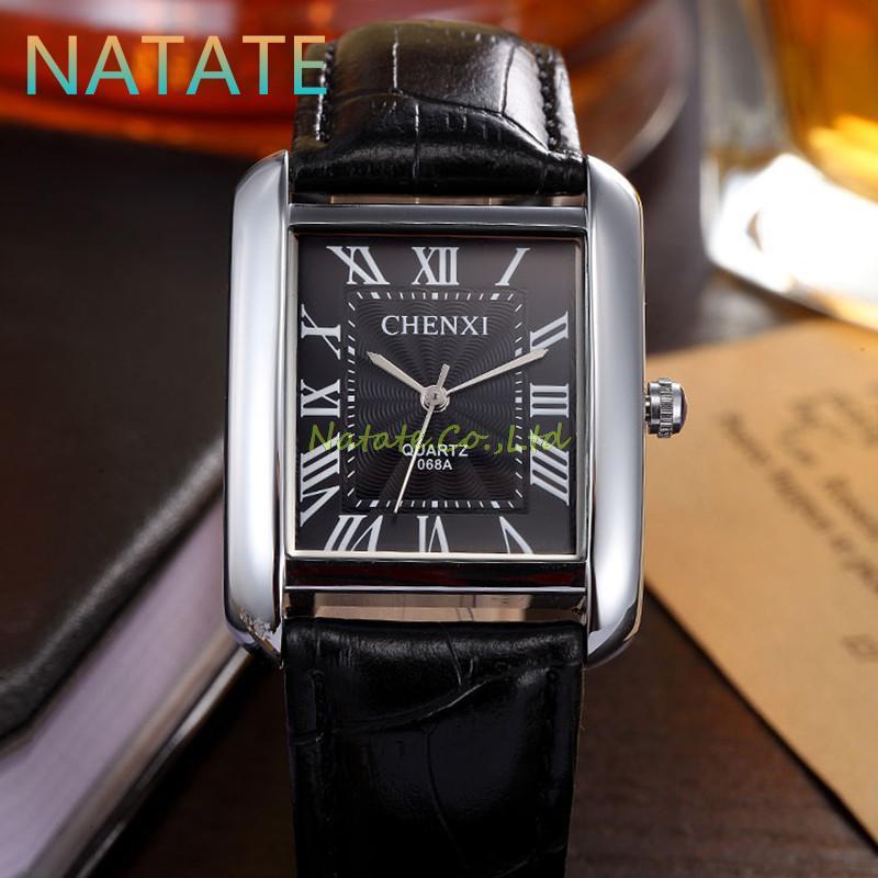 NATATE Men Waterproof Business Casual Zegarki Mężczyźni Luksusowa - Męskie zegarki - Zdjęcie 3