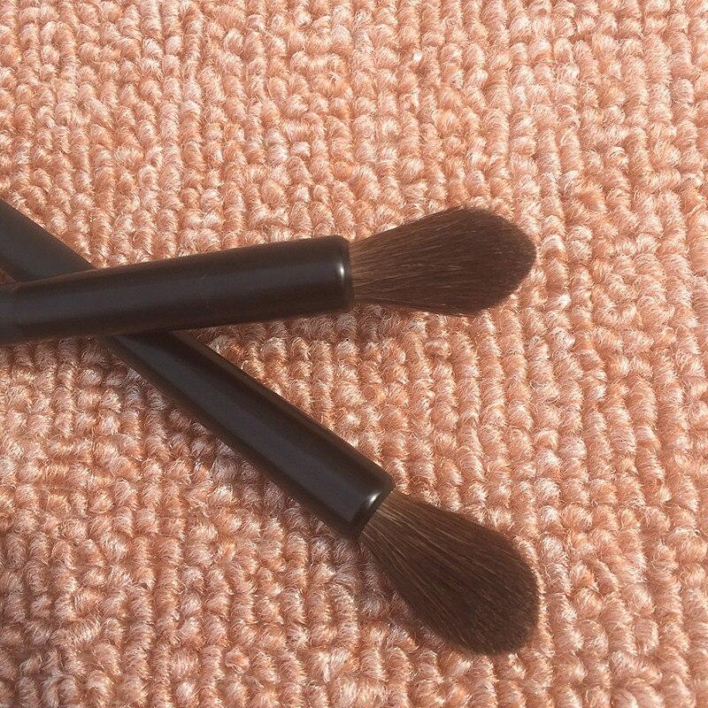 1 pièces pinceau de mélange doeil de haute qualité doux écureuil cheveux moyen fard à paupières brosse mélangeur maquillage brosse cosmétique