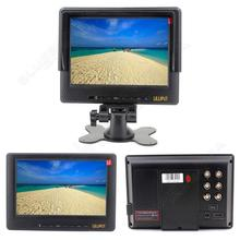 Free shipping!LILLIPUT 668 7″ HD 1080P Camera Top Video Audio AV Monitor HDMI Built-in Battery