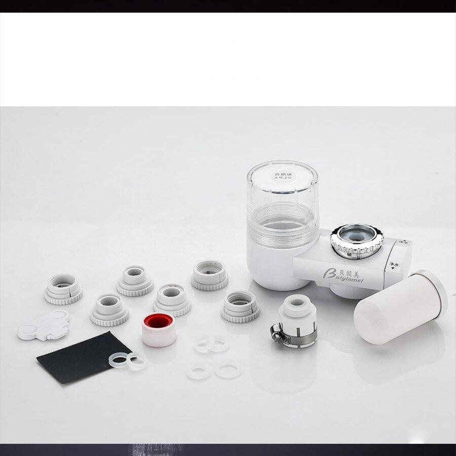 Mini Household Water Filter Purifier Kitchen Faucet Water Purifier ...