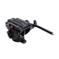 VD M8 Lightweight Hydraulic Video Head 360 Degree for Tripod & Monopod XM66