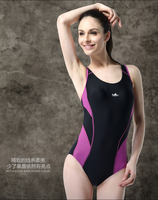 Fashion Bathing Suit Slimming Training Swimsuit One Piece 2016 Swimwear Women Arena Competitive Swimming Suit For