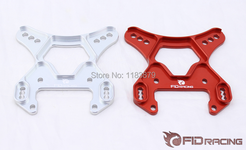 Fid Front shock strengthening support FOR LOSI 5IVE-T Free Shipping billet rear hub carriers for losi 5ive t