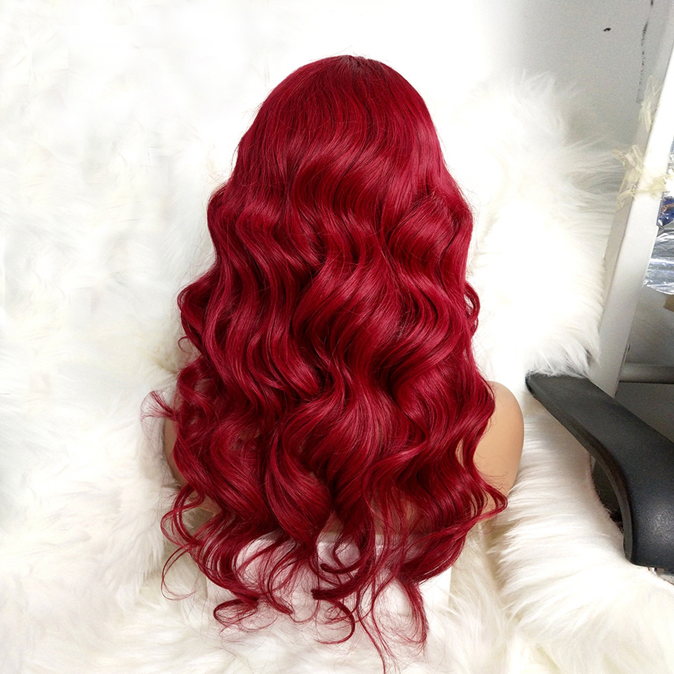 Preferred-Brazilian-Remy-Hair-Red-Human-Hair-Wig-Side-Part-Loose-Wave-Wig-Pre-Plucked-Lace (2)
