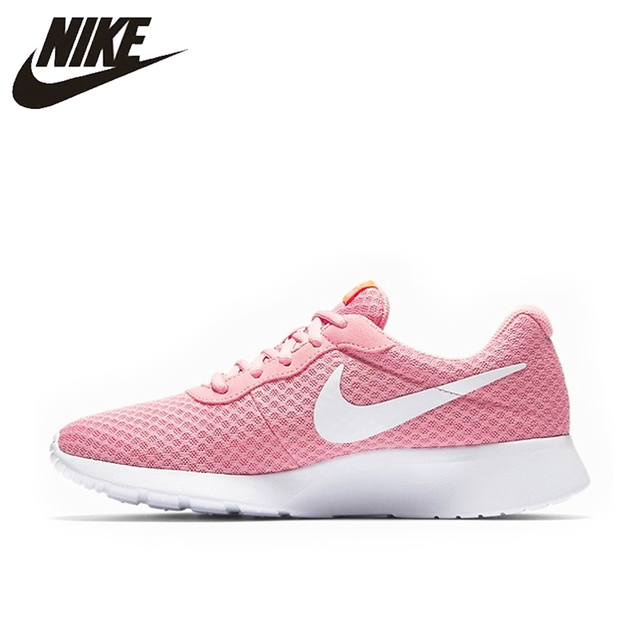 2798b5182 NIKE Tanjun Women s Running Shoes Roshe Run Sneakers Outdoor Female  Sneakers 812654-600
