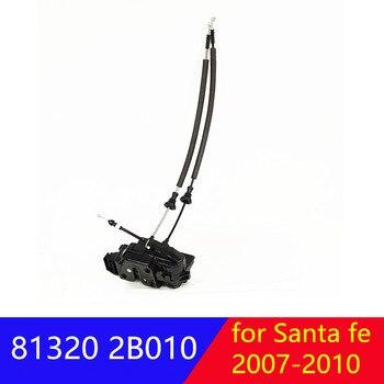 עבור יונדאי סנטה Fe CM 2007-2010 ימני קדמי RH מנעול דלת מפעיל אמיתי 813202B010 81320 2B010