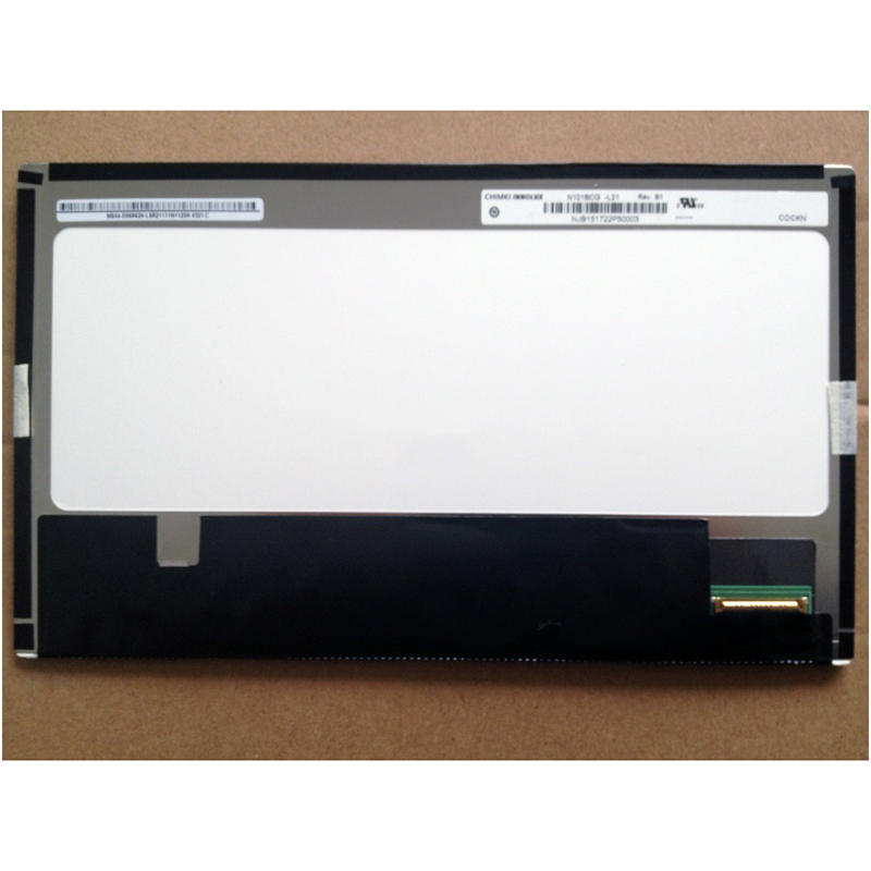 Tablet LCD Screen Display Panel For Chimei Innolux 10.1inch N101BCG-L21 Replacement Digitizer Monitor original 5 inch lcd screen for innolux at050tn34 v 1 display panel module replacement