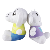 2pcs/lot Undertale Plush Toys 20cm Undertale Asriel & Toriel Plush Toy Doll Soft Stuffed Animals Toys for Kids Children Gifts