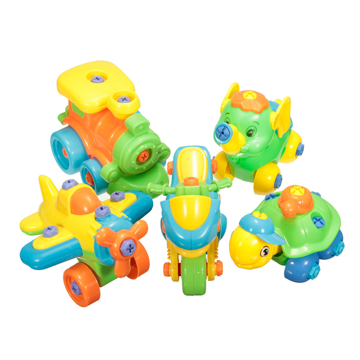 Toys For Fun : Aliexpress buy jigsaw building assembled toys