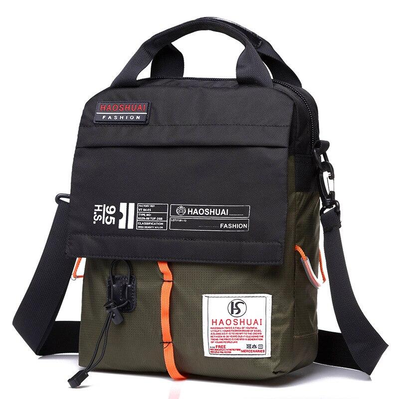 Crossbody bag New Multifunction Men bag Retro handbags Women Nylon Bags Shoulder Messenger Bags Leisure Package 2017 men women leisure crossbody bags outdoor travel bags handbags shoulder bags
