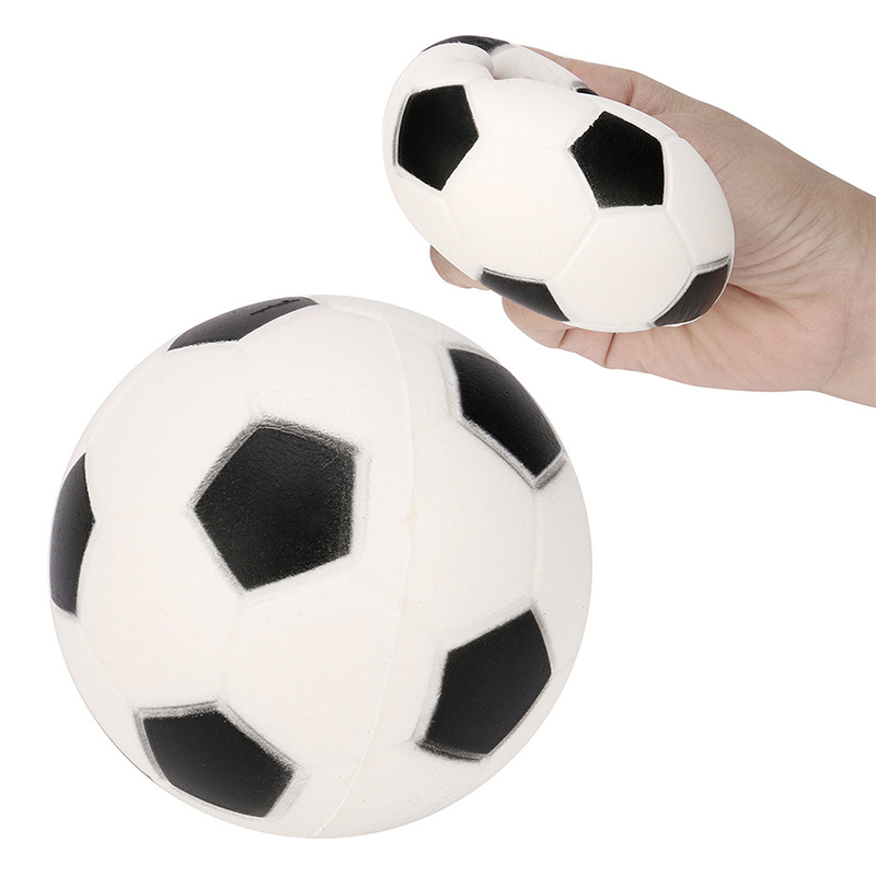Football Squishy Slow Rising Antistress Stress Relief Kids Toys Kids Funny Gifts Toys for Children