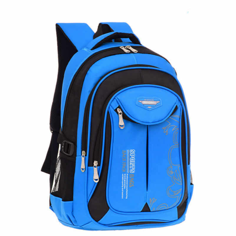 Waterproof Orthopedic Backpack Children School bags Kids Book Bags  schoolbags primary school Backpack Boys Girls bolsa c9a823bff7150
