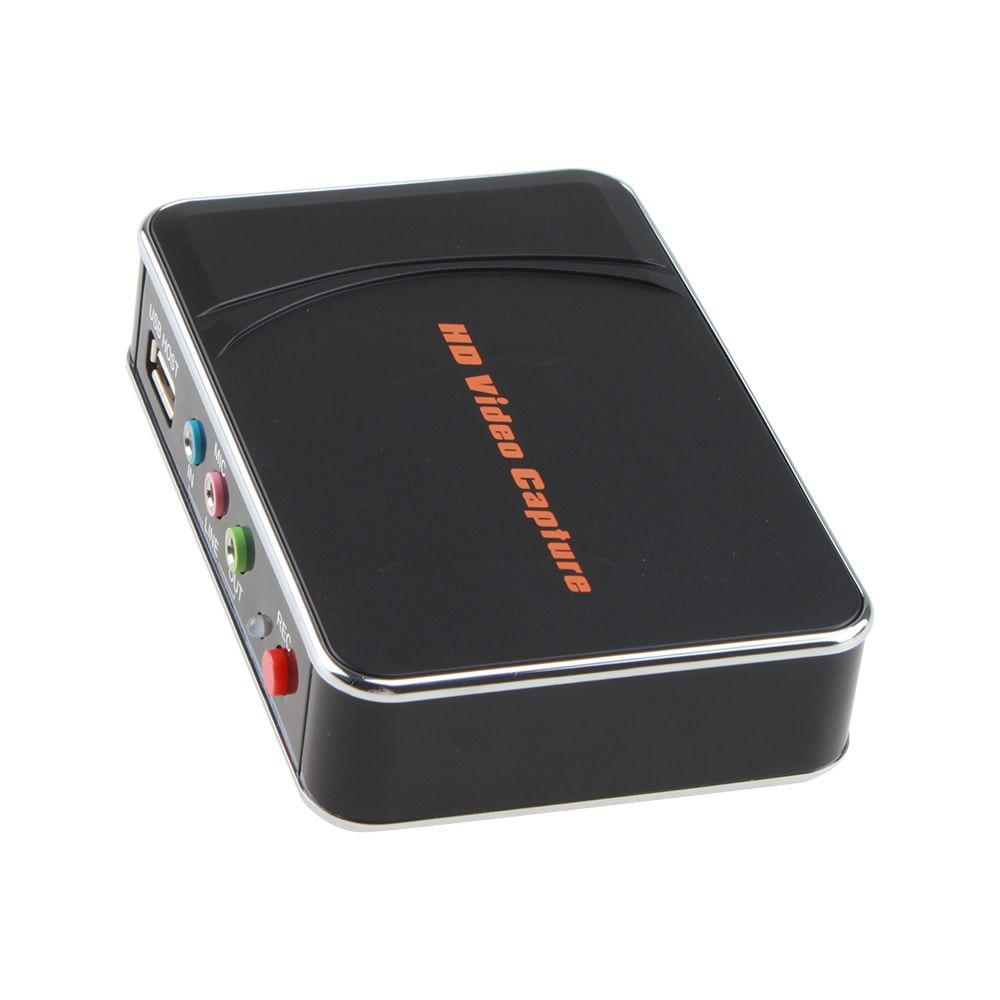 HD Game Capture vidéo 1080 P HDMI YPBPR enregistreur pour XBOX One/360 PS3/PS4 avec un clic aucun PC n'a demandé aucun réglage - 4