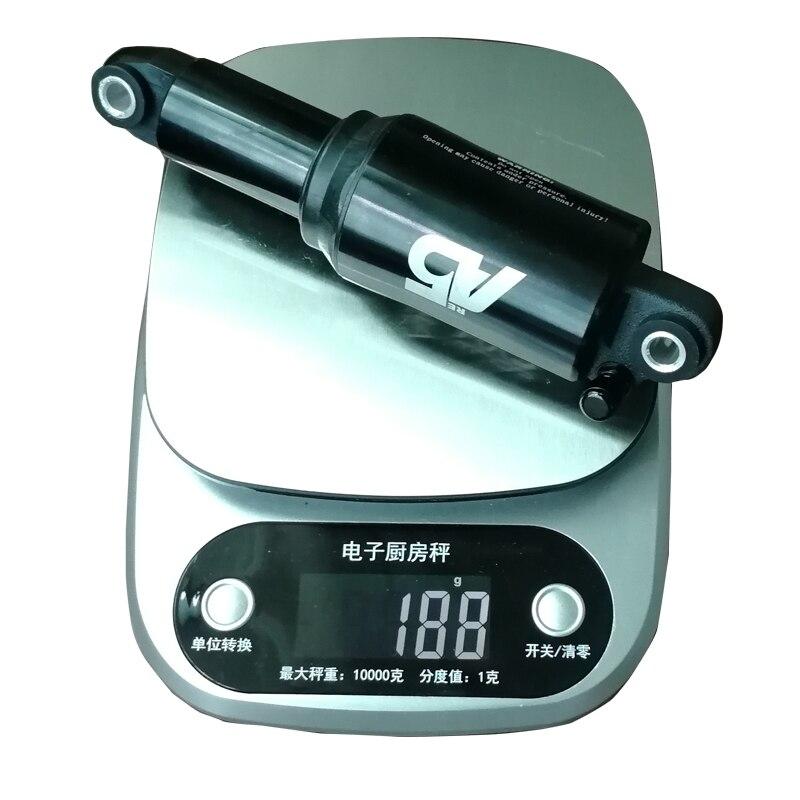 Vélo vélo Air choc arrière A5-RE 165mm amortisseurs arrière pour AM/XC vtt vélo choc arrière pour vésicule biliaire arrière cadre souple