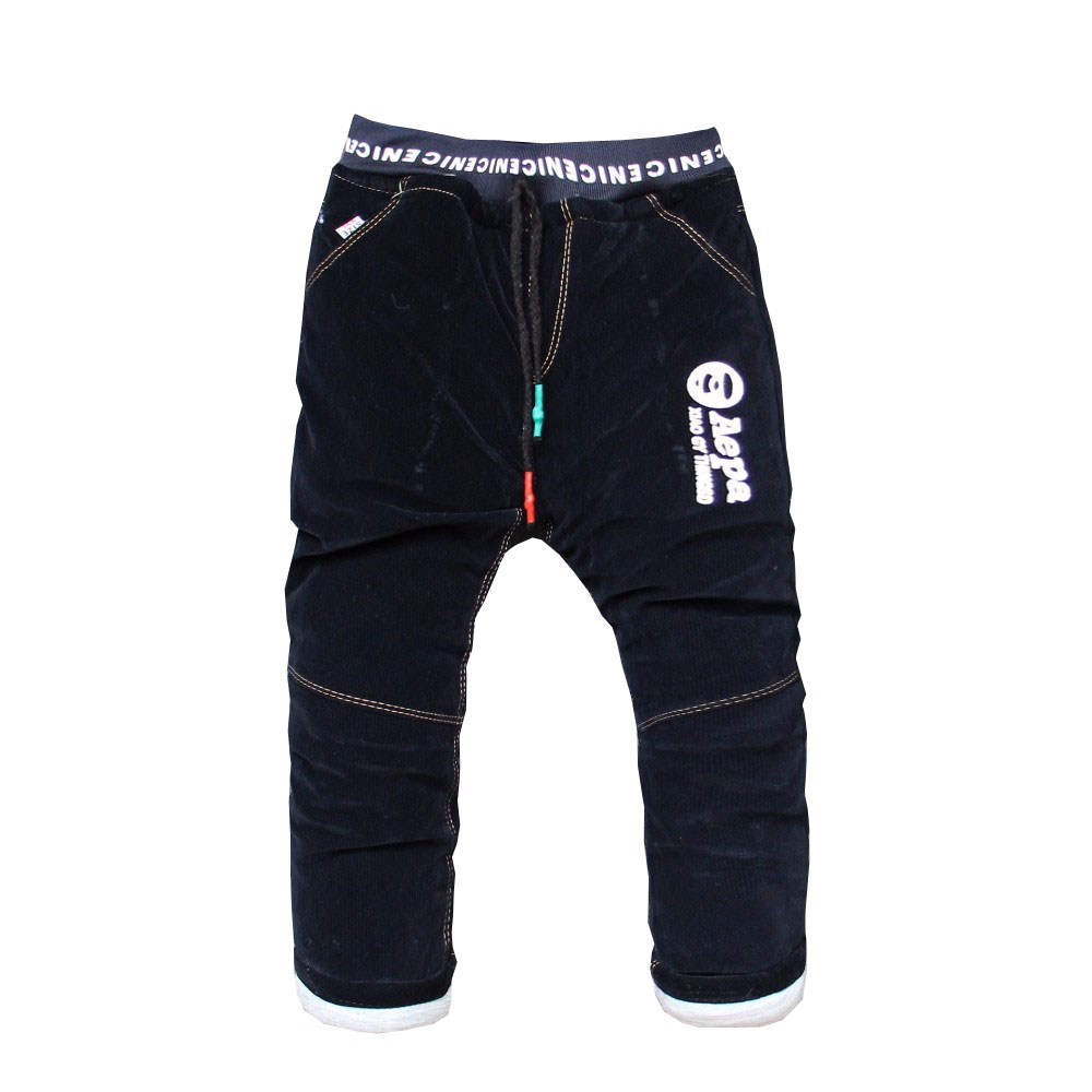 Bibicola Fashion Toddler Kids Winter Warm Pants Children