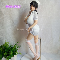 42cm Akawa Asami FREEing figure Anime nurse Death penalty hospital sexy toys Model 1/4 scale Action figure