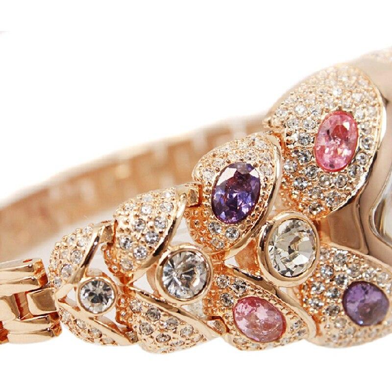 Top Melissa Dame Armbanduhr Quarz Mode Frauen Kleid Armband Strass Shell Luxus Kristall Partei Bling Mädchen Geburtstag Geschenk-in Damenuhren aus Uhren bei  Gruppe 3