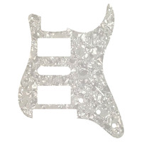 Guitar Pickguard For US 11 Screw Holes Stratocaster With Floyd Rose Tremolo Bridge PAF Humbucker Single HSH Scratch Plate
