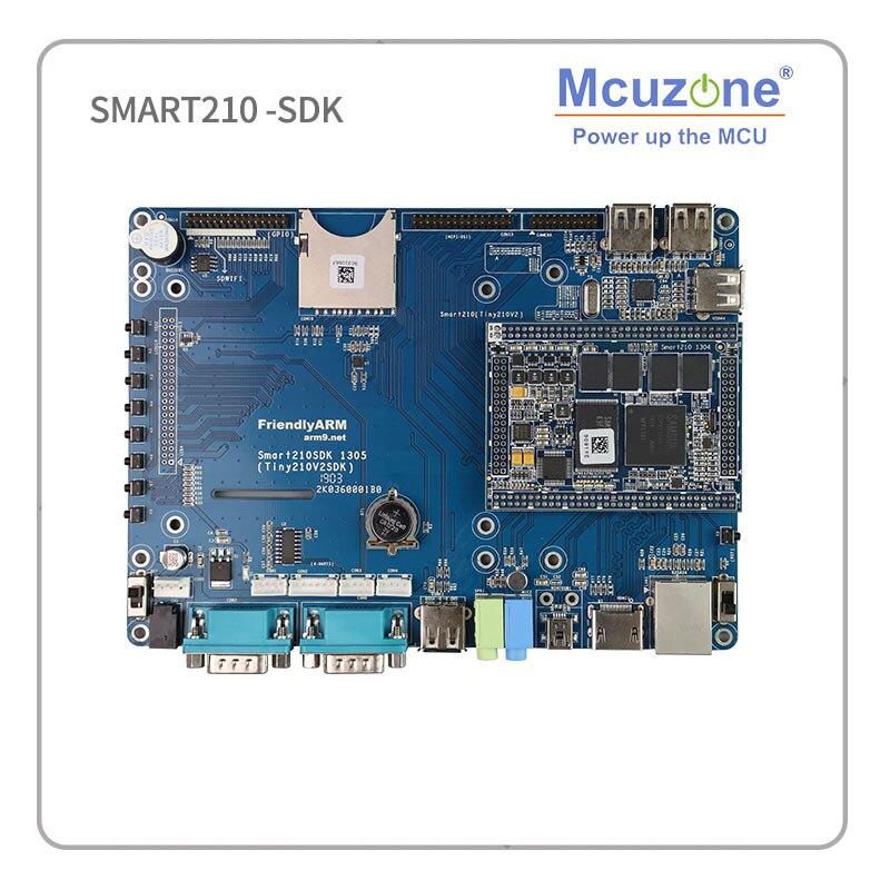 Smart210/TINY210V2SDK S5PV210 Cortex-A8 с 7