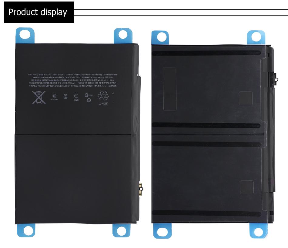 6 Original A1567 iPad 3