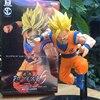 1pc Lot Dragon Ball Super Saiyan 2 Son Goku Action Figures Son Goku Jumping Model Toy